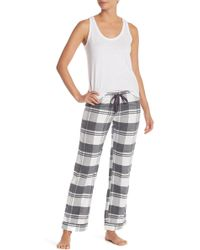 Pj Salvage - Sleigh All Day Pajama Pants - Lyst