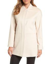 Fleurette - Loro Piana Wool Coat (nordstrom Exclusive) - Lyst
