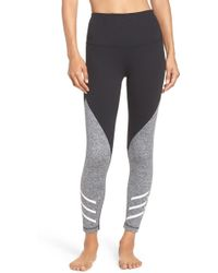Zella - Arrow High Waist Leggings - Lyst