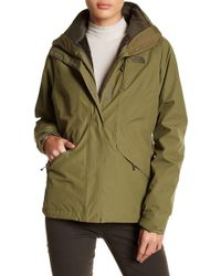 The North Face - Boundary Relaxed Fit Triclimate Jacket - Lyst
