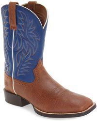 Ariat - 'sport Western' Cowboy Boot (men) - Lyst