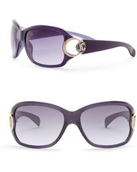 Just Cavalli - 62mm Injected Sunglasses - Lyst