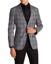 Flynt - Sparrow Plaid Sport Coat - Lyst