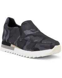 Joy & Mario - Manhattan Slip-on Camo Sneaker - Lyst
