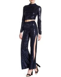 Wow Couture - Sequin Pants - Lyst