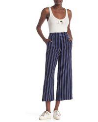 Cupcakes And Cashmere Ballari Striped Pants