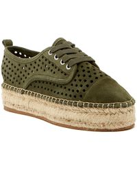 J/Slides - Riley Espadrille Sneaker - Lyst