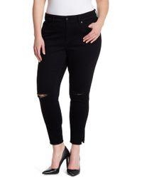 Joe Fresh | Distressed Jeans (plus Size) | Lyst