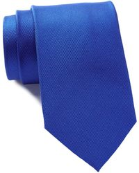 CALVIN KLEIN 205W39NYC - Logo Tail Silk Tie - Lyst