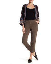 Joie - Yvonette Side Stud Skinny Jeans - Lyst