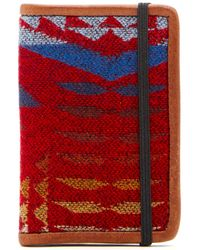 Pendleton - Leather Trimmed Card Case - Lyst