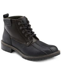 G.H.BASS - 'brigg' Plain Toe Boot (men) - Lyst