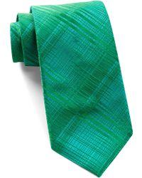 Thomas Pink - Seaton Check Silk Tie - Lyst