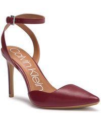 Calvin Klein - Raffaela Wrap Around Stiletto - Lyst