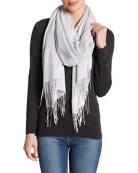 Phenix - Tissue Weight Wool & Cashmere Wrap - Lyst