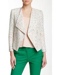 Cece by Cynthia Steffe - Tweed Multi Jacket - Lyst