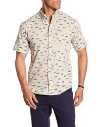 Loft 604 - Clown Fish Regular Fit Woven Shirt - Lyst