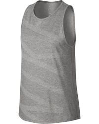 Nike - Tomboy Dry Training Tank - Lyst
