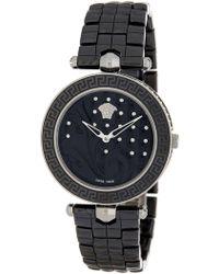 Versace - Women's Quartz Ceramic Bracelet Watch, 40mm - Lyst