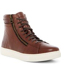 Andrew Marc - Remsen High Top Trainer - Lyst