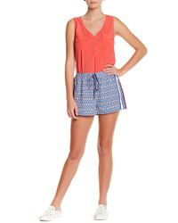 Skies Are Blue - Athletic Short - Lyst