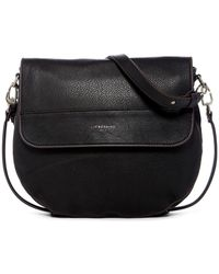 Liebeskind Berlin | Postina Milano Leather Crossbody Bag | Lyst