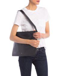 Skagen - Anesa Leather Shoulder Bag - Lyst