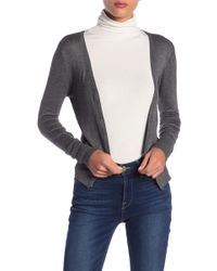Dreamers By Debut - Solid Knit Cardigan - Lyst