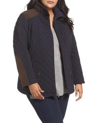 Gallery - Insulated Jacket (plus Size) - Lyst
