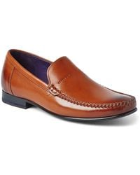 Ted Baker - Simeen 3 Leather Slip-on Loafer - Lyst