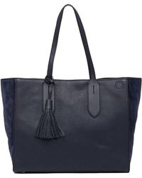 Anne Klein - Julia Leather Shopper - Lyst