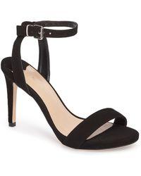 f7fc47b2445 Tony Bianco - Char Ankle Cuff Sandal - Lyst