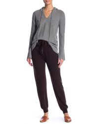 In Cashmere - Cashmere Drawstring Pants - Lyst