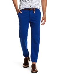 AG Jeans - Green Label Graduate Trousers - Lyst