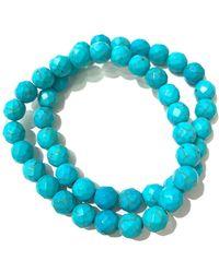 Charlene K | Double Gemstone Bracelet | Lyst