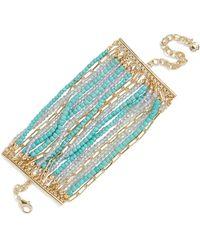 BaubleBar - Kamira Beaded Bracelet - Lyst