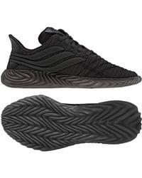 new styles 03cfc 4d732 adidas - Sobakov Swerve 3-stripe Sneaker - Lyst