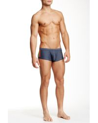 Andrew Christian - Almost Naked Sports Trunk - Lyst