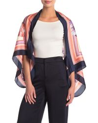 Vince Camuto Anemone Cocoon Scarf