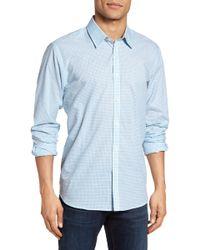Jeremy Argyle Nyc - Comfort Fit Check Sport Shirt - Lyst