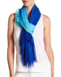 Tommy Bahama - Old Royal Dip-dye Scarf - Lyst