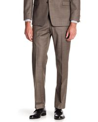 "Tommy Hilfiger - Tyler Modern Fit Th Flex Performance Wool Blend Sharkskin Suit Separates Pant - 30-34"" Inseam - Lyst"