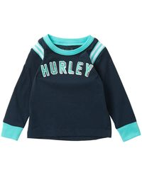 Hurley - Collegiate Knit Top (baby Boys) - Lyst