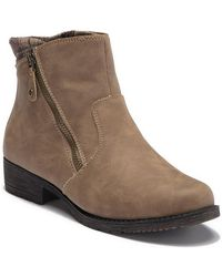 Sporto Halley Boot - Brown