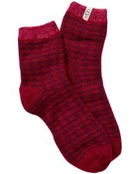 UGG - Fleece Lined Socks - Lyst
