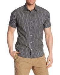 JEFF - Tybee Island Printed Regular Fit Shirt - Lyst