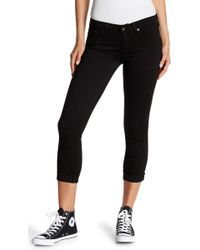 Big Star - Alex Cropped Mid Rise Skinny Jeans - Lyst