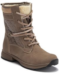 Sporto - Carly Faux Fur Boot - Lyst