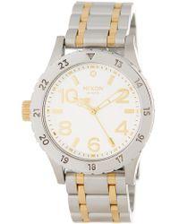 Nixon | Women's The 38-20 Bracelet Watch | Lyst