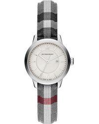 Burberry - Women's Stone Horeseferry Watch - Lyst